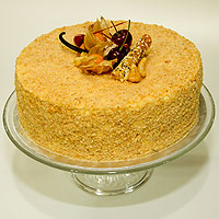 Sans Rival Large Cake - Great for parties and gatherings